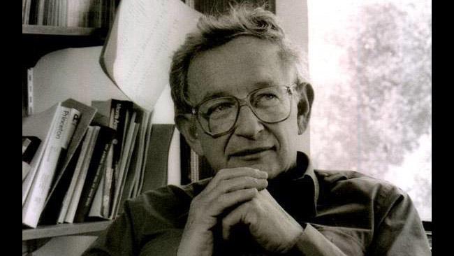 Image of Photograph of Professor Philip Anderson