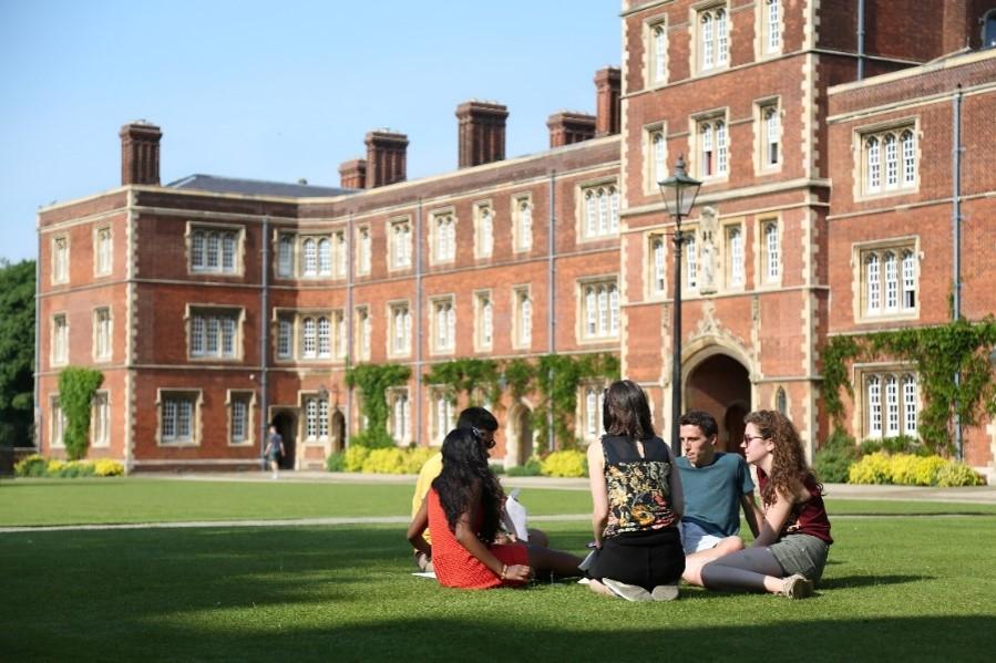 Image of Jesus College Virtual Open Days