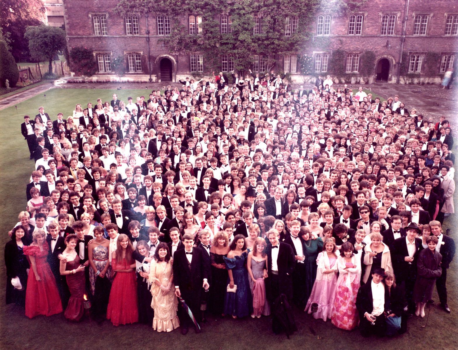May Ball survivors 1985