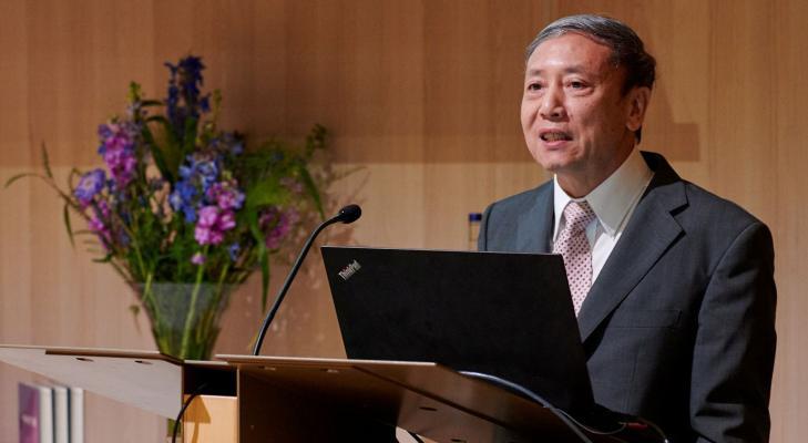 Photo of Cai Fang