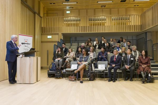 Yidan conference