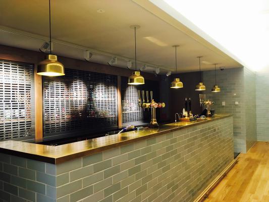 Brewery room Bar
