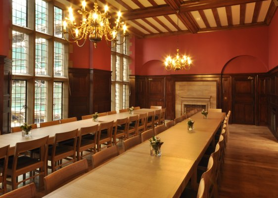West Court Dining Room