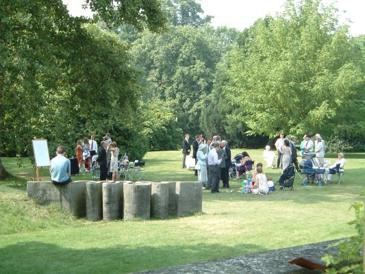 Orchard reception