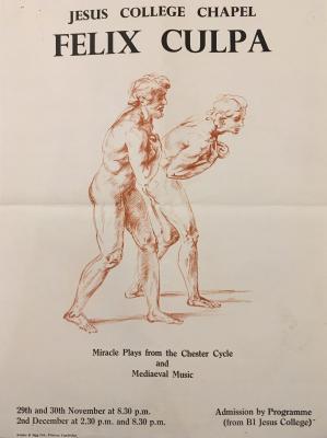 Felix Culpa poster 1956