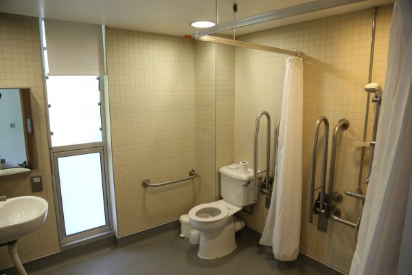 Photo of a bathroom in North Court