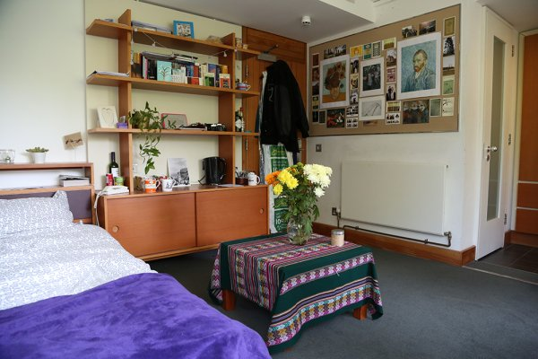 Photo of a bedroom in North Court Accommodation