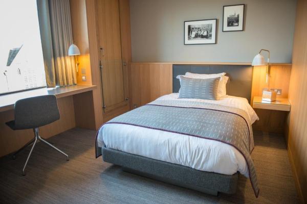 Single en-suite bedroom