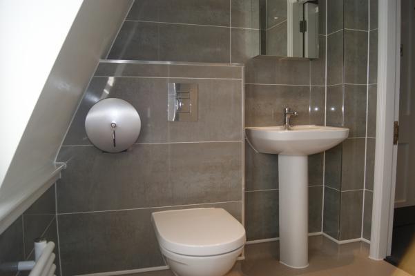 Jesus Lane bathroom