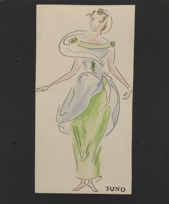 Costume design for Juno