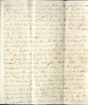 Maria Parish's second letter to William French, p3