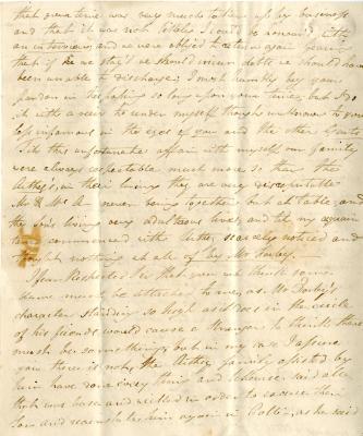 Maria Parish's second letter to William French, p4