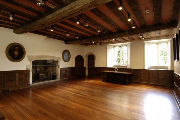Prioress's Room