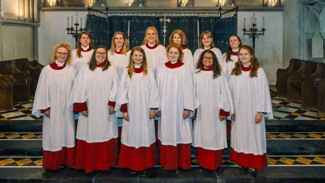 Image of Choral Evensong as part of the Cambridge Female Composers Festival