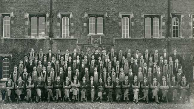 Image of 70 Years On Lunch
