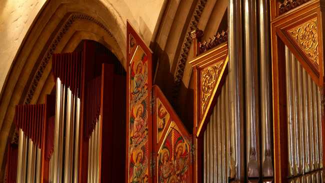 Image of Organ Recital - Dewi Rees