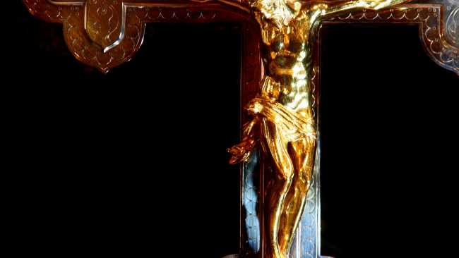 Image of Compline for Good Friday