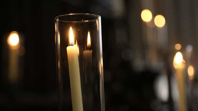 Image of Compline by Candlelight