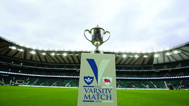 Image of The Varsity Match