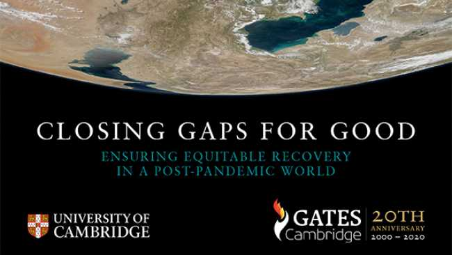 Image of Gates Cambridge 20th Anniversary — Closing gaps for good