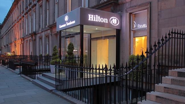 Image of Edinburgh Drinks Reception