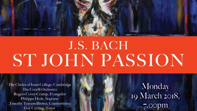 Image of J.S. Bach St John Passion