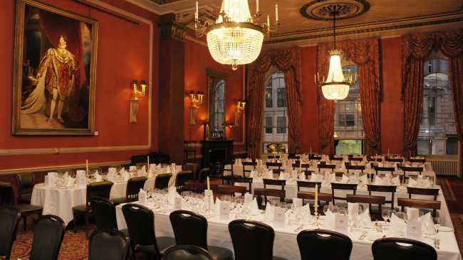 Image of JCCS London Dinner