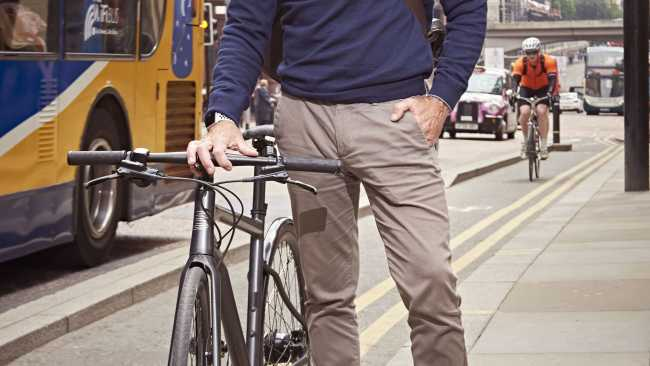 Image of In conversation with Chris Boardman MBE