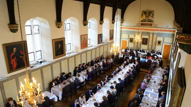 Image of 2nd Year Parents' Lunch