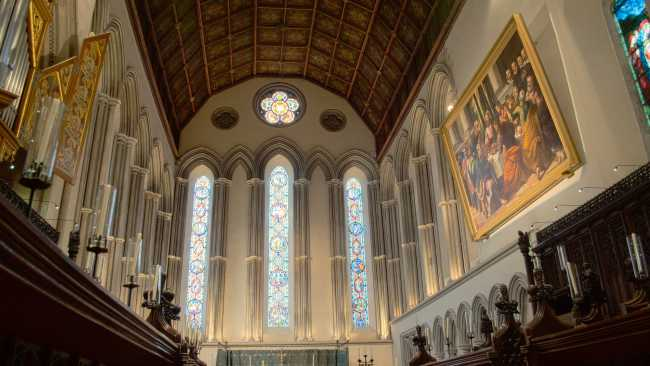 Image of Choral Evensong for Easter Day
