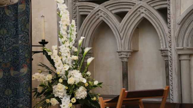 Image of Choral Evensong for Donors and Old Members' Reunion