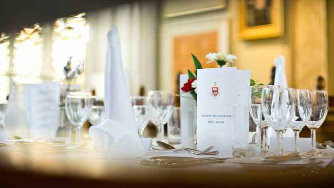 Image of St Radegund Annual Dinner