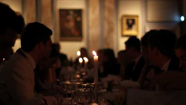 Image of MCR Committee Handover Dinner