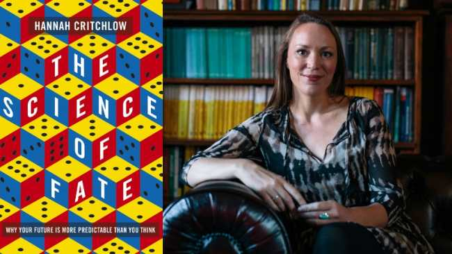 Image of Book Launch: Hannah Critchlow's The Science of Fate