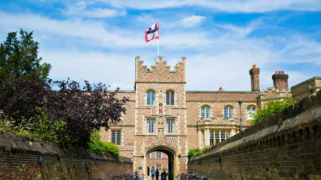 Image of Photo of Jesus College