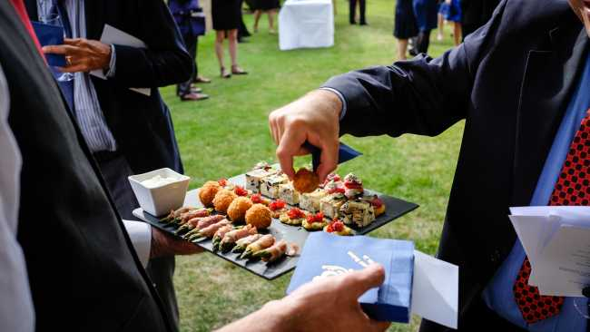 Image of Canape reception