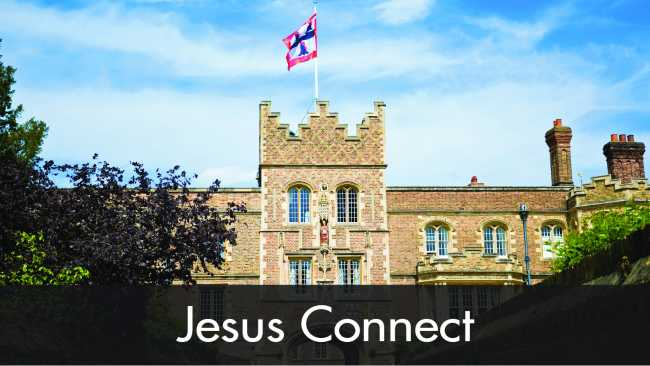 Image of Jesus Connect