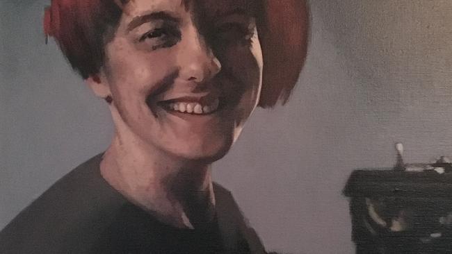 Photo of Portrait of Lisa Jardine by Claerwen James