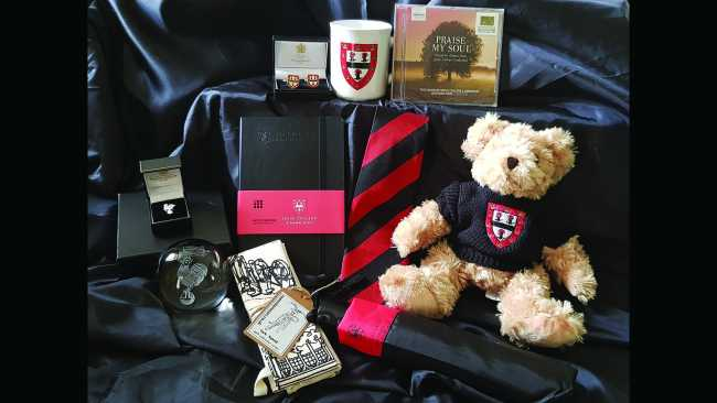 Image of A selection of merchandise