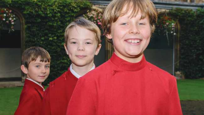 Image ofBoys aged 6-8 invited to 'Be a Chorister for a Day'