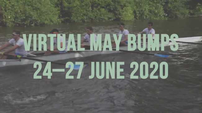Image ofCall for alumni teams for 'Virtual May Bumps'