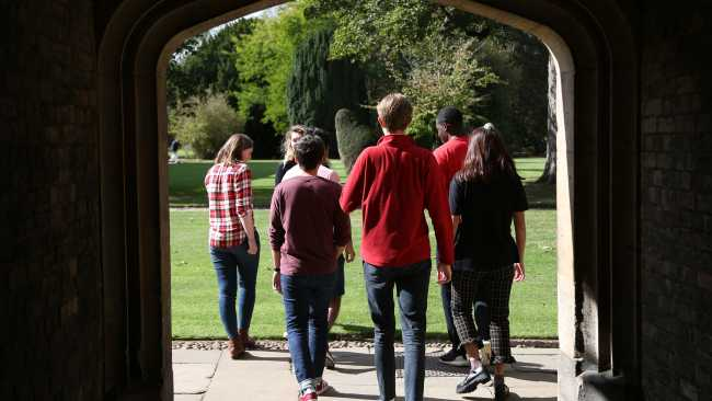 Image ofCollege to welcome diverse cohort of exceptional students