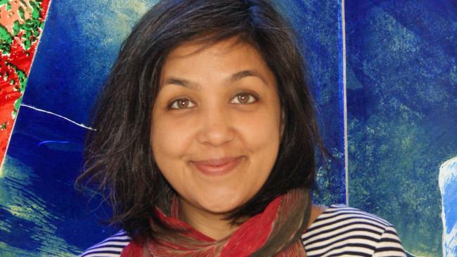 Image ofDebut novelist scoops prize