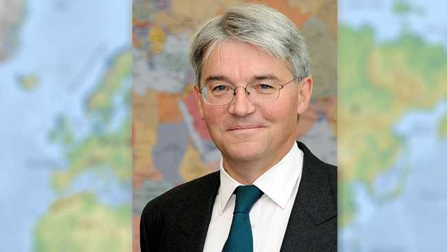 Image ofRt Hon Andrew Mitchell MP named Honorary Professor at the University of Birmingham