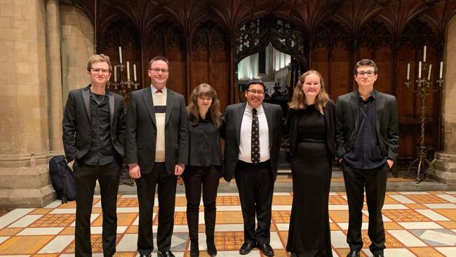 Image ofJCMS Bach Festival