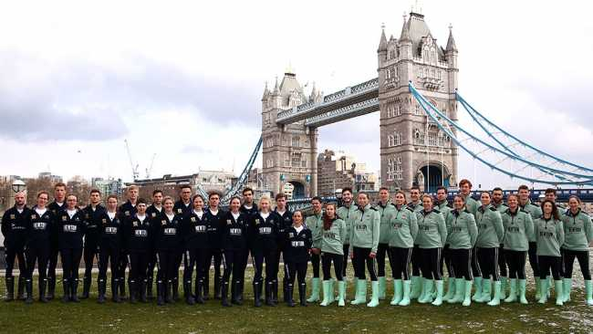 Image ofGood luck to 2018 Boat Race crews