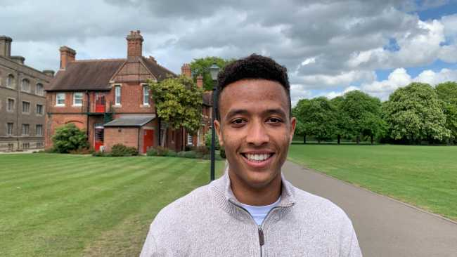 Image ofStudent selected for GraceKennedy Jamaican Birthright Programme