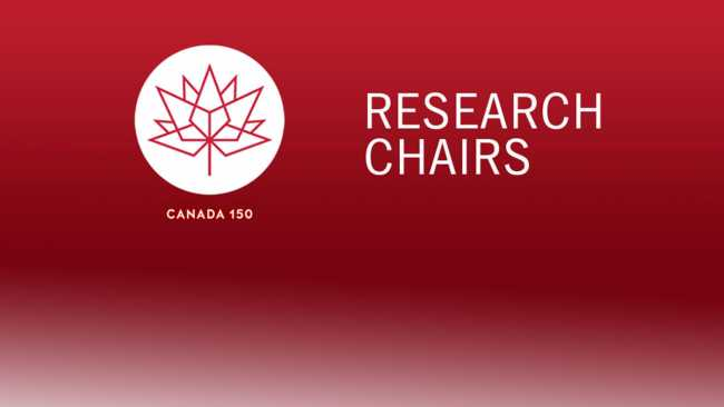Image ofJesuans awarded Canada Research Chairs