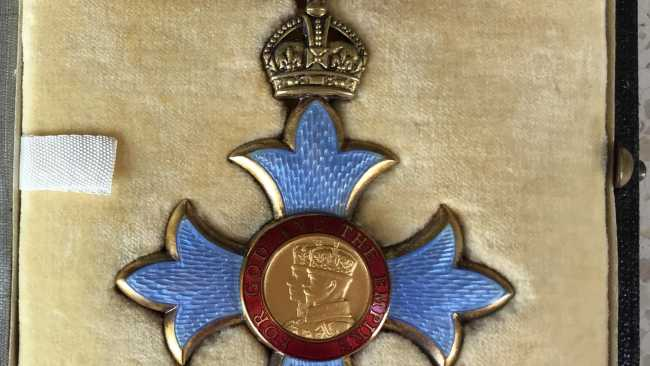 Image ofJesuans awarded New Year's Honours