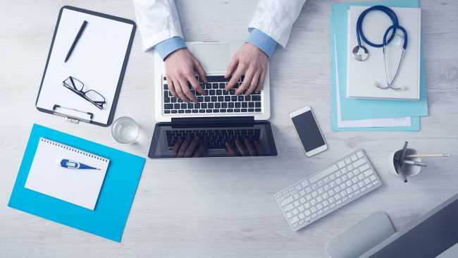 Image ofHealthcare and data: how do we get it right?